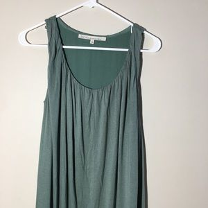 Rachel Rachel Roy Sz S Sage Sleeveless Dress